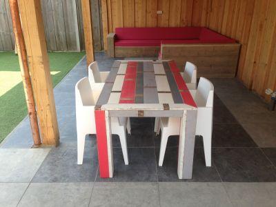 tafel van sloophout