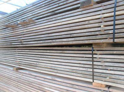 Steigerhouten planken voor buiten